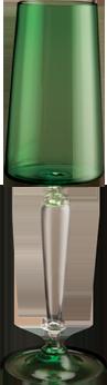 2012 Washington Wine Restaurant Award goblet