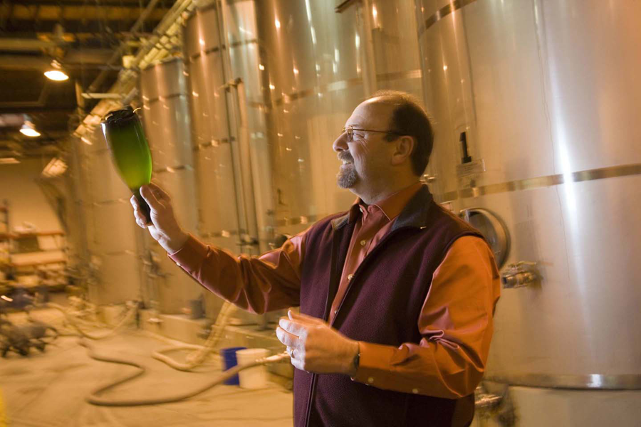 Domaine Ste Michelle makes Washington sparkling wine.
