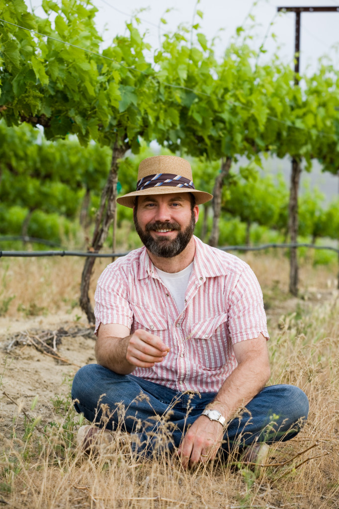 Hal Landvoigt is the director of winemaking for Seattle-based Precept Wine.