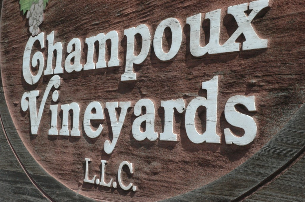 Champoux Vineyards is in Washington's Horse Heaven Hills