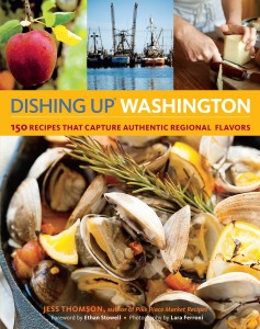 Dishing Up Washington cookbook