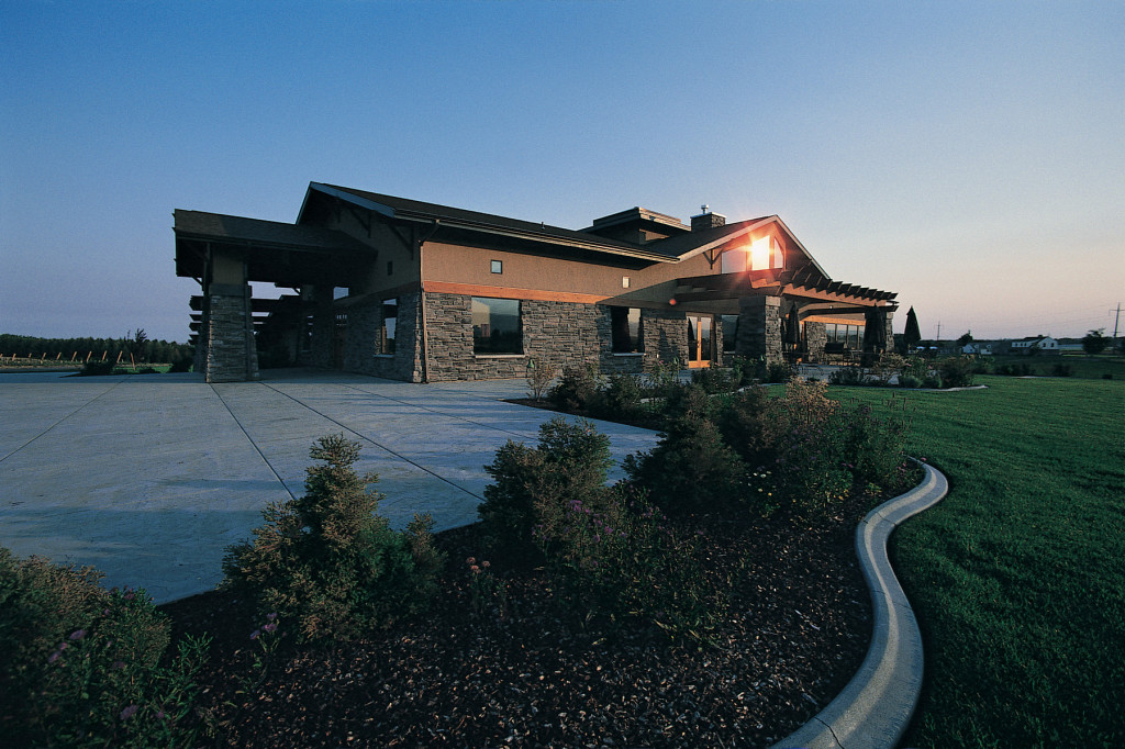 Ste. Michelle Wine Estates built the Northstar production facility in Walla Walla in 2002.