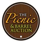 Picnic & Barrel Logo