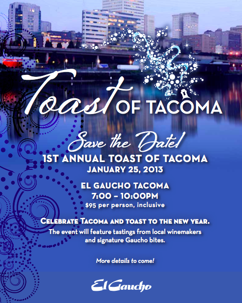 Taste of Tacoma at El Gaucho