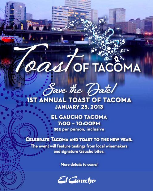 Taste of Tacoma at El Gaucho