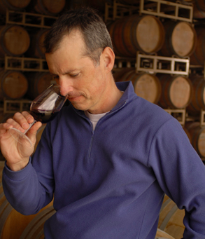 Co Dinn is the director of winemaking for Hogue Cellars in Prosser, Wash.