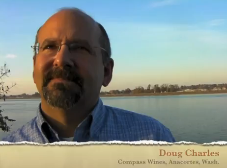 Doug Charles, Compass Wines, anacortes wash.