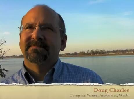 Doug Charles, Compass Wines, anacortes wash.