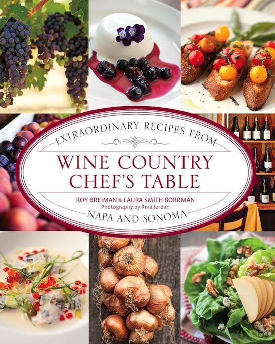 wine country cookbook
