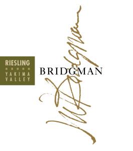 Bridgman Riesling