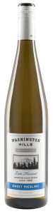 Washington HIlls Late Harvest Sweet Riesling