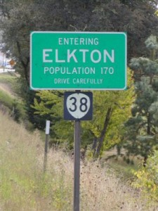 Elkton Oregon AVA