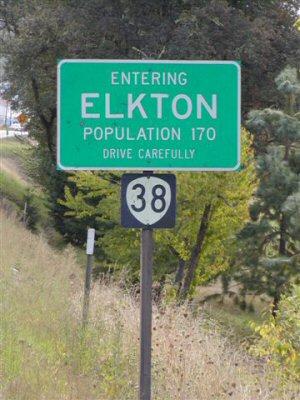 Elkton Oregon AVA