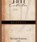 h:h-estates-michael-andrews-reserve-red-2010-label