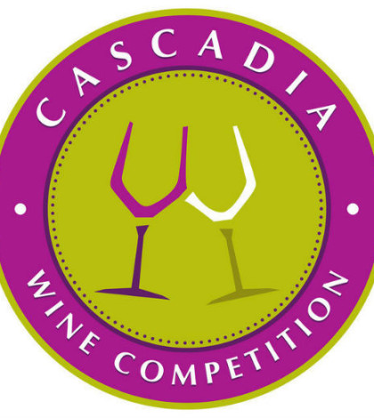 cascadia wine competition logo