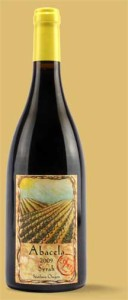 Abacela 2009 Estate Syrah