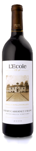 L'Ecole No. 41 2009 Estate Cab Franc