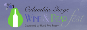 Columbia Gorge Wine and Pear Fest