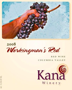 Kana 2008 Workingman's Red