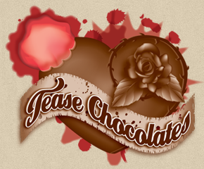 Tease Chocolates logo