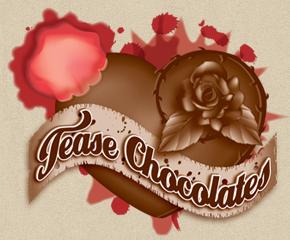 Tease Chocolates logo