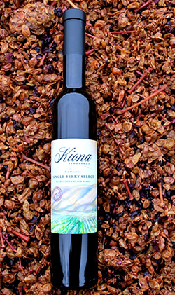 Kiona Vineyards 2010 Single Berry Select Chenin Blanc