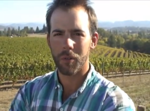 Alex Cabrera of Results Partners manages the vineyards for NW Wine Co. (Photo by Eric Degerman/Great Northwest Wine)
