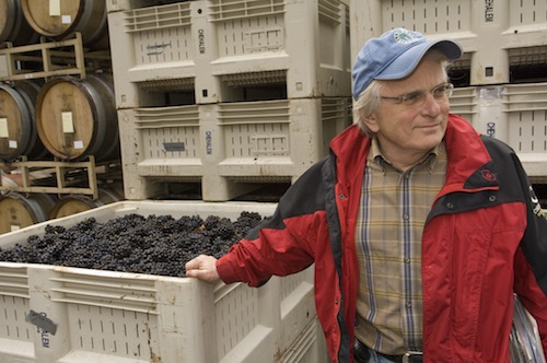 Harry Peterson-Nedry, who founded Chehalem Wines near Newberg, Ore., in 1980, is hopeful this spring that Oregon lawmakers will be able to streamline land-use regulations for the state's wineries. (Photo courtesy @ Chehalem)