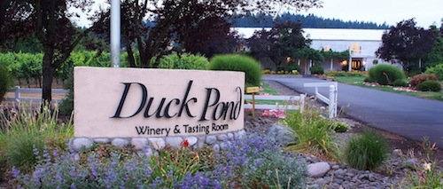 Duck Pond Cellars in Dundee, Ore., will celebrate its 20th anniversary in May 2013. (Photo courtesy of Duck Pond Cellars)