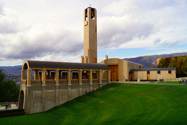 Mission Hill Family Estate in West Kelowna, British Columbia, will stage four concerts this summer in its amphitheater. (Photo courtesy of Flickr. Click through for credit)