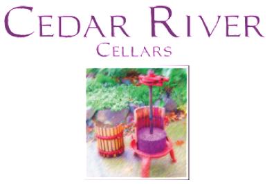 Cedar River Cellars logo revise