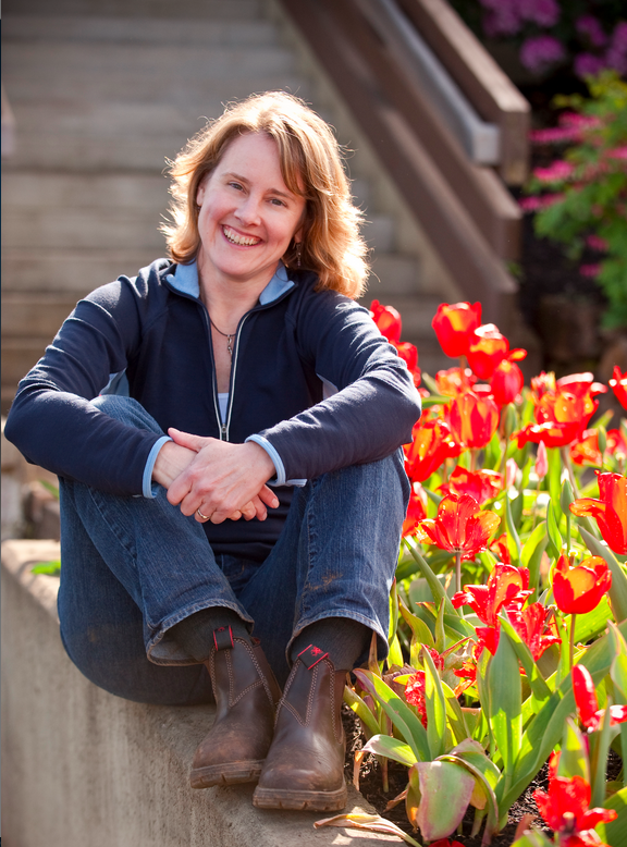 Lynn Penner-Ash worked at famed Stag's Leap Wine Cellars in the Napa Valley before moving to Oregon in 1988 and becoming the state's first female head winemaker. (Photo courtesy of Andrea Johnson Photography)