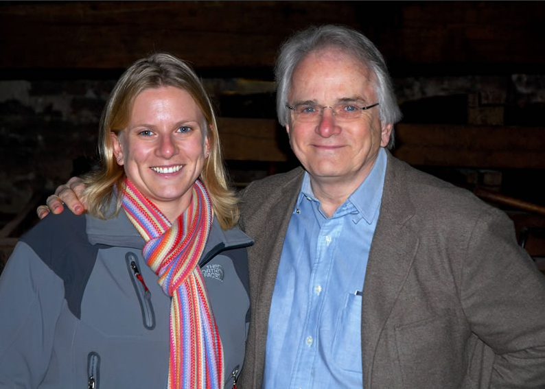 Wynne Peterson-Nedry joined her father, Harry, at Chehalem Wines in 2009. She became head winemaker at the Ribbon Ridge winery in 2012. (Photo © Chehalem)