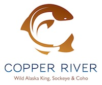 Copper River Light & Dark Logo