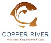 Copper River Light & Dark Logo