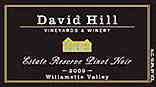 David Hill Black Jack