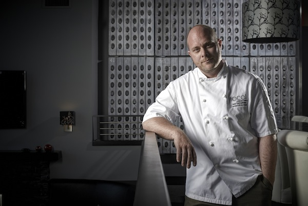 Lee Humphries, who has worked as executive chef at famed C Restaurant in Vancouver, British Columbia, has move to the Okanagan Valley to take over the culinary program at the acclaimed Local Lounge • Grille in Summerland. (Photo courtesy of The Local Group)