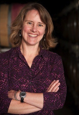 Lynn Penner-Ash was the female to serve as a head winemaker in Oregon when she took over at Rex Hill in 1988. (Courtesy of Andréa Johnson Photography)