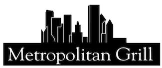 Metropolitan Grill logo