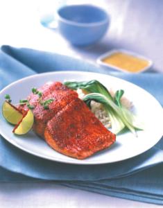 Sugar Cured Salmon (Photo courtesy of Copper River Marketing)