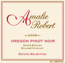 Amelie Robert 2008 Estate Selection
