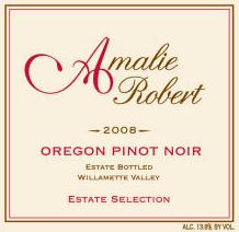Amelie Robert 2008 Estate Selection