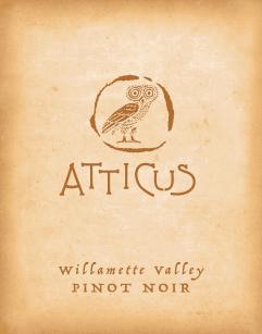 Atticus WV Pinot Noir