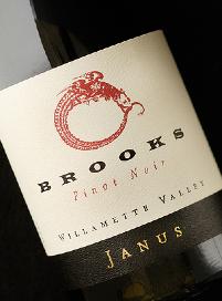 Brooks 2010 Janus Pinot Noir
