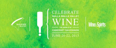 Celebrate Walla Walla Wines horz