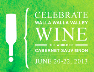 Celebrate Walla Walla Wines logo