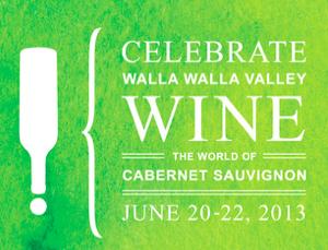 Celebrate Walla Walla Wines logo