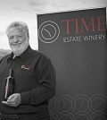 Harry McWatters, co-owner of TIME Estate Winery in Oliver, BC, founded the Okanagan Wine Festivals Society in 1980.