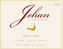 Johan Vineyards 2009 Estate