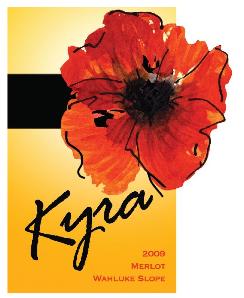 Kyra 09 Merlot